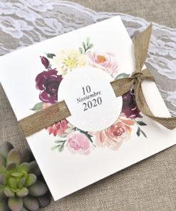 Invitación Boda 39622