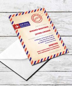 Invitación Boda GK-INV-145014
