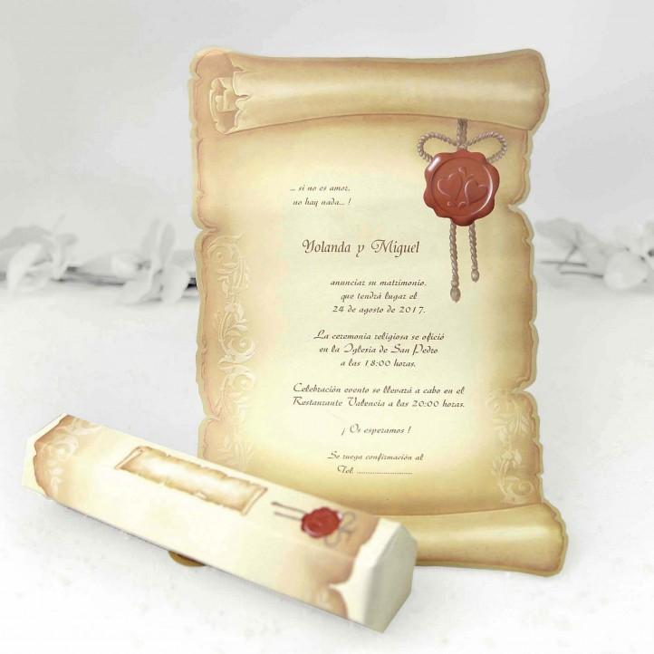 Invitación Boda 30114